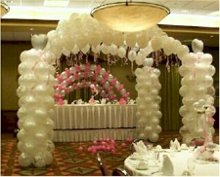 Balloonerific Delivery and Decor