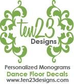 Ten23 Designs Event Decor Decals and More