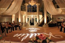 Amore DJ Entertainment Wedding Lighting and Decor