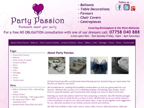 Party Passion
