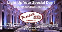 Prospect Sound and Lighting