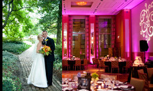 A Treasured Wedding Photo Video and Up Lighting