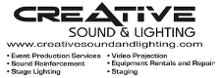 Creative Sound and Lighting