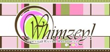 Whimzey Event Design