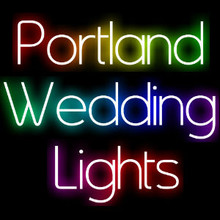 Portland Wedding Lights