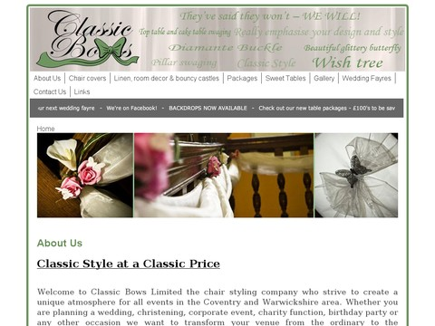 Classic Bows Limited