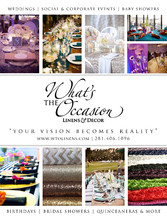 What s the Occasion Linens and Decor