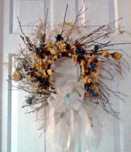 MerryBee Wedding Wreaths