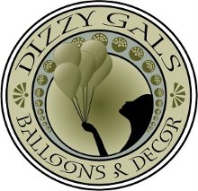 Dizzy Gals Balloons and Decor