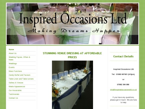 Inspired Occasions Ltd