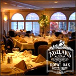 Kozlaks Royal Oak Restaurant