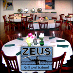 Zeus Grill and Seafood