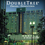 DoubleTree by Hilton Hotel Omaha Downtown