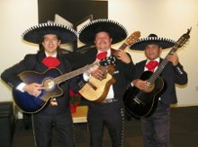 MARIACHI TRIO ESTRELLAS DE ORO Available for your event