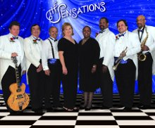 The Sensations Dance and Show Band