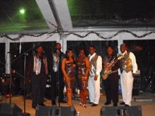 Escalade Show and Dance Band