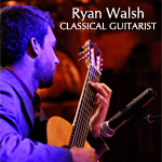 Ryan Walsh Classical Guitarist