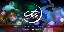 CTO ARTISTS Amazing Bands DJs Rock Strings