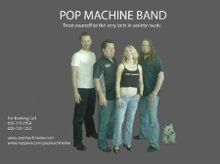 The Pop Machine Band