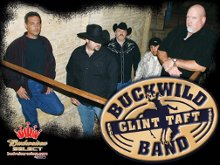 Clint Taft and the Buck Wild Band
