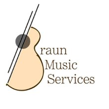 Andy and Rachel of Braun Music Services