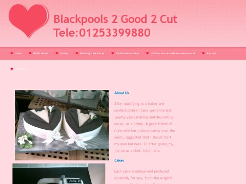 Blackpools 2 Good 2 Cut
