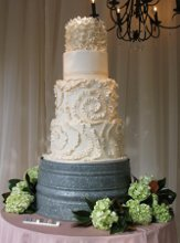 Simply Layered Cake Design