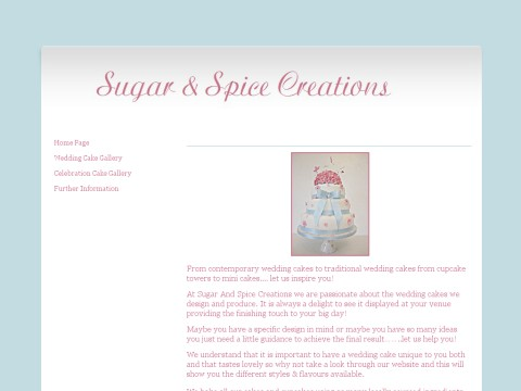 Sugar and Spice Creations