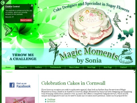 Magic Moments by Sonia