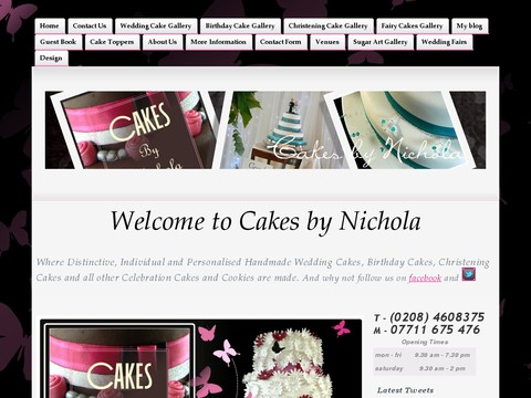 Cakes By Nichola