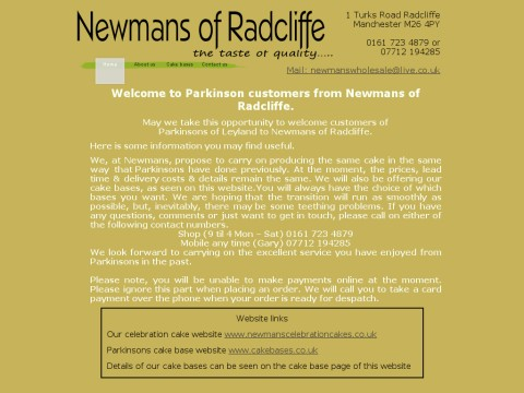 Newmans of Radcliffe