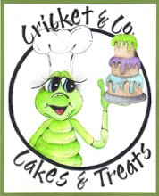 Cricket and Co Cakes and Treats