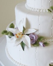 Custom Wedding Cakes by Penny