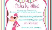 Cakes by Mimi