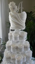 A Beautiful Wedding and Cakes Designed For You