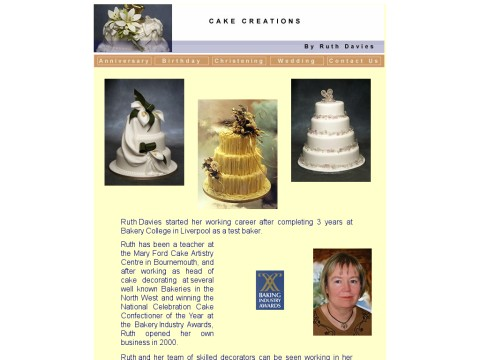 Cake Creations by Ruth Davies