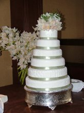 A WEDDING CAKE OF OXFORD