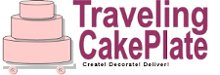 Traveling Cake Plate