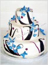 Sweet Art Wedding Cakes