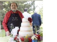 Mary Poppins Cake Factory and Chocolate Fountain Rental