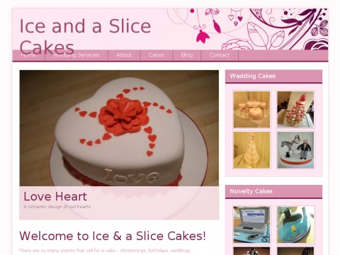 Ice and a Slice Cakes