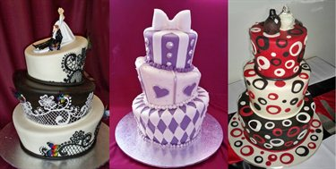 Elisabeths Wedding Cakes