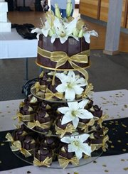 Cakes and Chocolates by Donna