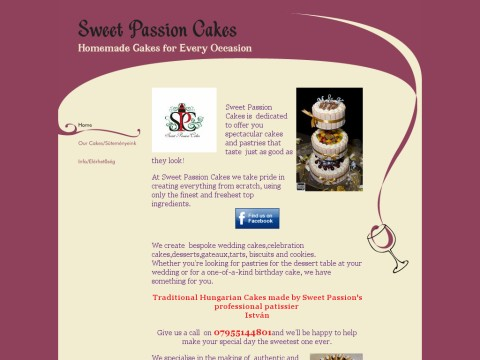 Sweet Passion Cakes