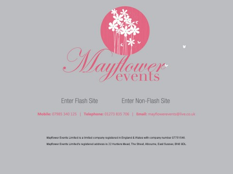 Mayflower Events