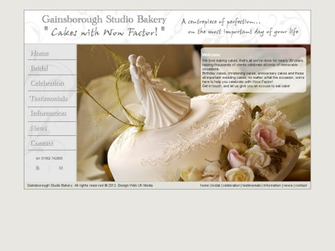 Gainsborough Studio Bakery
