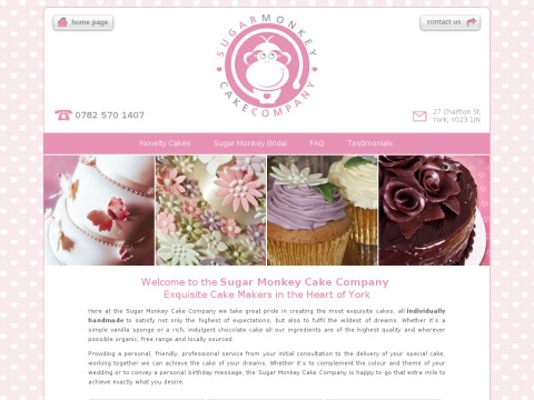 Sugar Monkey Cake Company