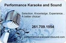 Performance Karaoke and Sound