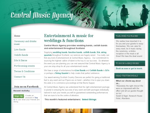 Central Music Agency Ltd