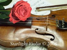 The Starlight Violin